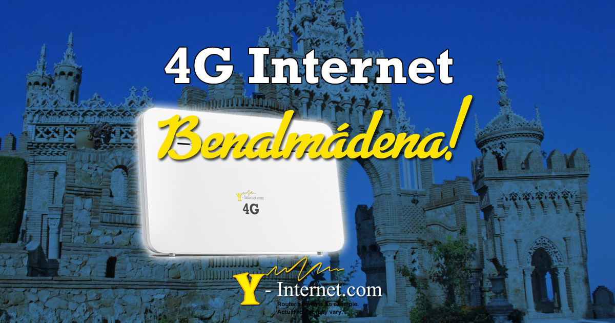 Benalmadena 4G Internet and Wimax Connections OG01