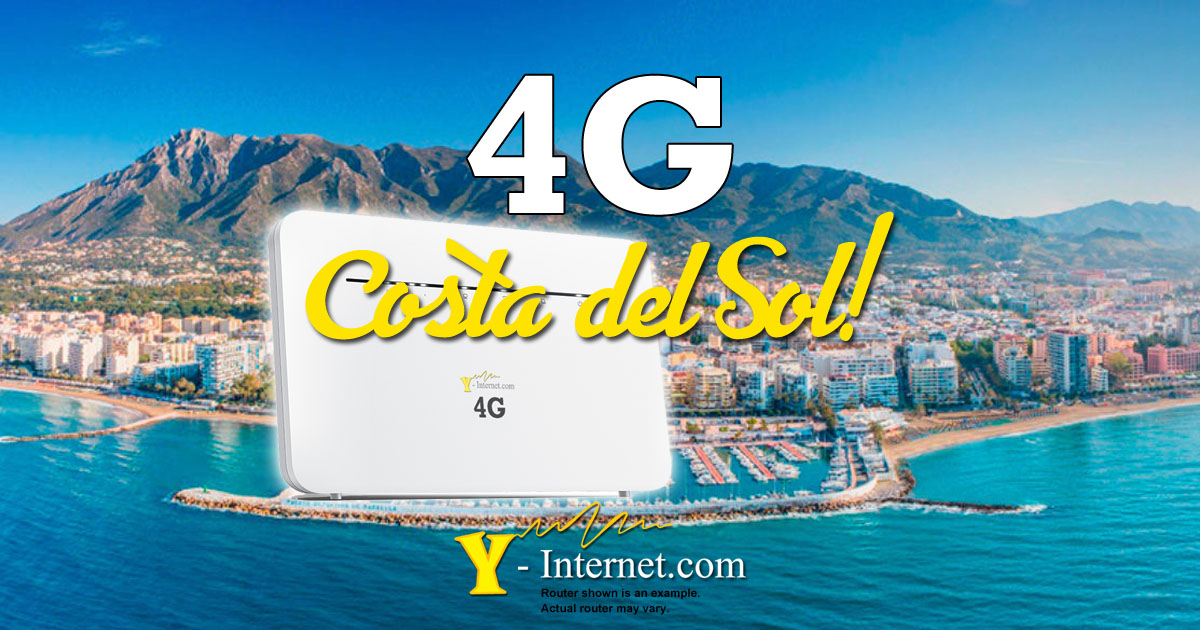 Costa del Sol 4G