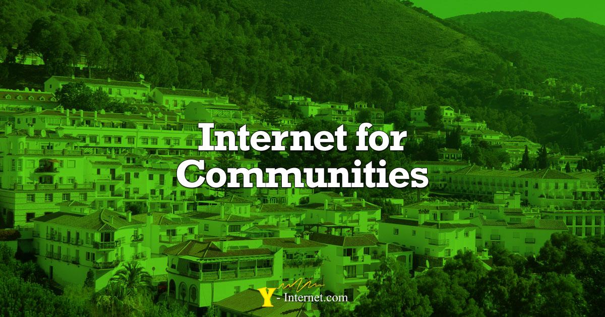 Internet for Communities Y-Internet OG01