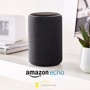 Amazon Echo Plus Black Y-Internet Smart Home & Security P01