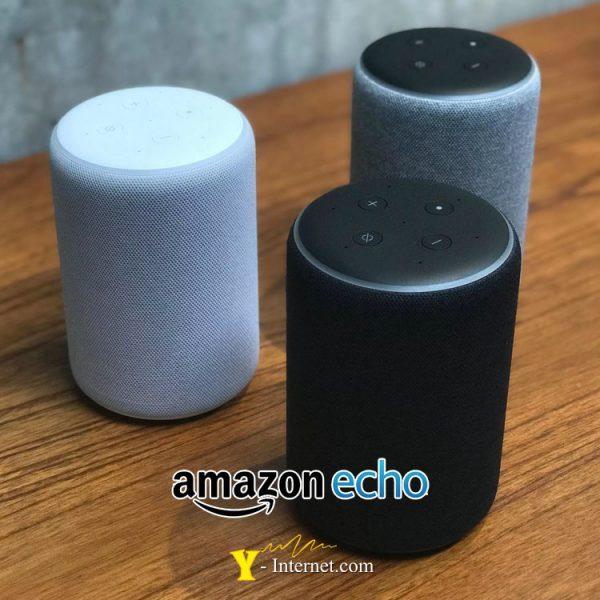 Amazon Echo Plus Black Y-Internet Smart Home & Security P02