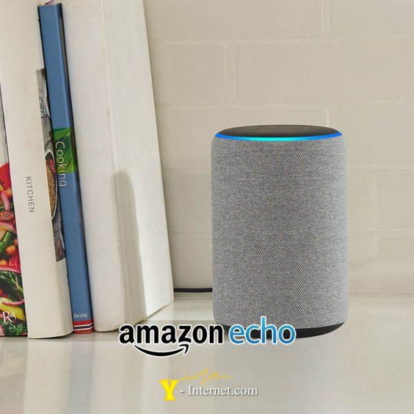 Amazon Echo Plus Black Y-Internet Smart Home & Security P03