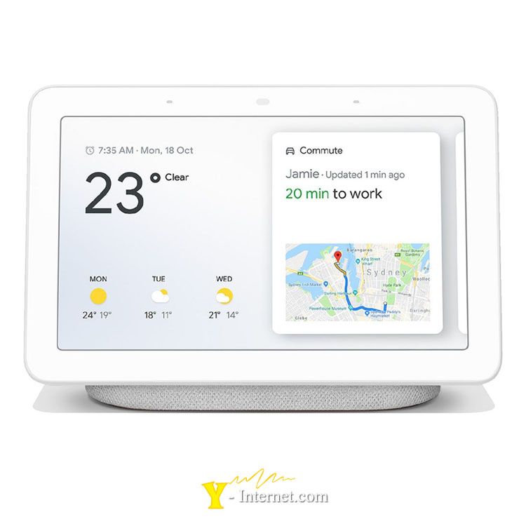 Google Home Hub Y-Internet Smart Home & Security P01
