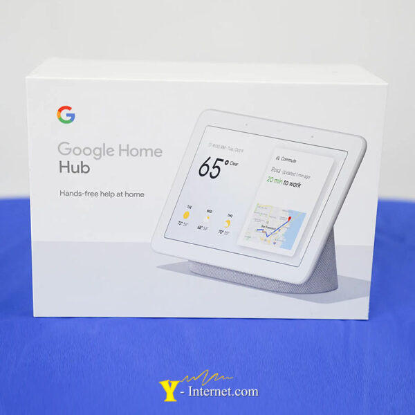 Google Home Hub Y-Internet Smart Home & Security P04