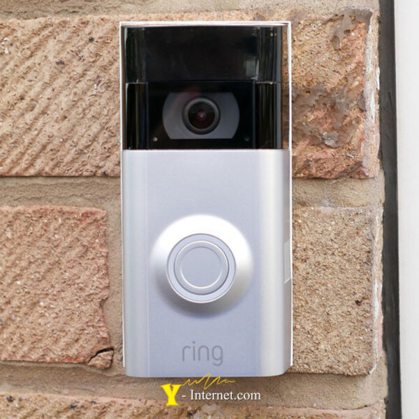 Ring Video Doorbell 2 Y-Internet Smart Home & Security P02