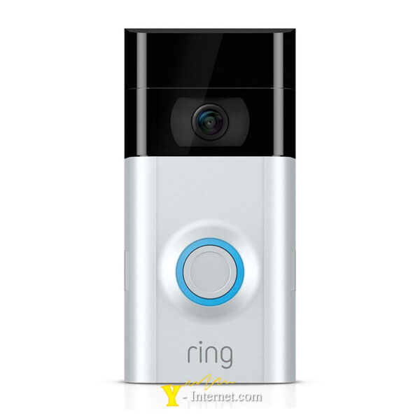 Ring Video Doorbell 2 Y-Internet Smart Home & Security P03