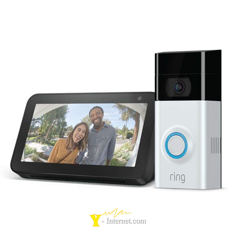 Ring Video Doorbell 2 Y-Internet Smart Home & Security P04