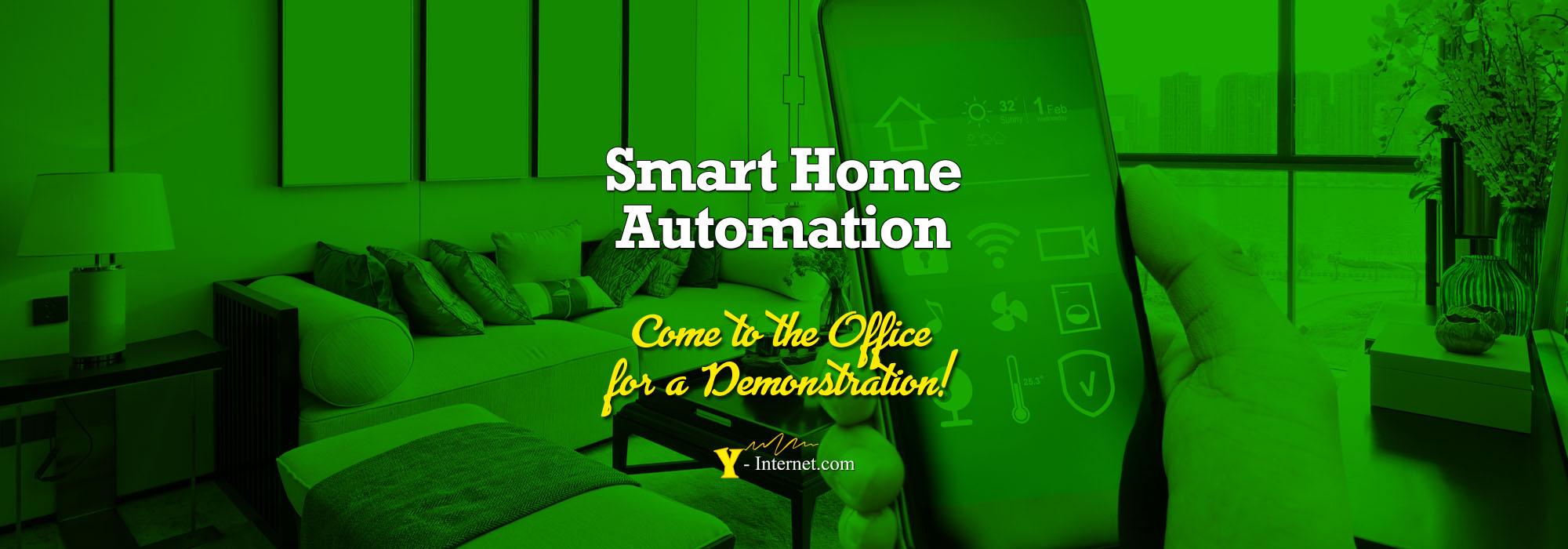 Smart Home Automation Y-Internet Sitio de Calahonda