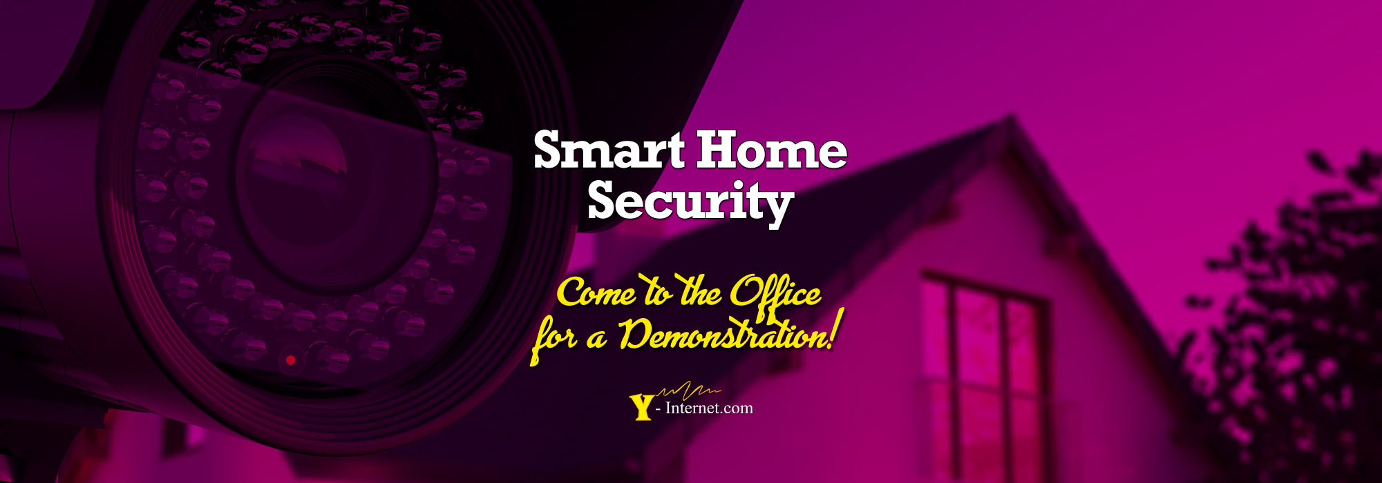 Smart Home Security Y-Internet Sitio de Calahonda