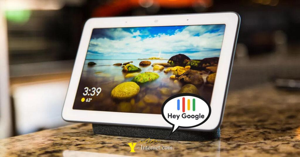 Google Nest Hub Stay Connected Y-Internet Fiber Optic WiMax Internet Sitio de Calahonda Costa del Sol OG01