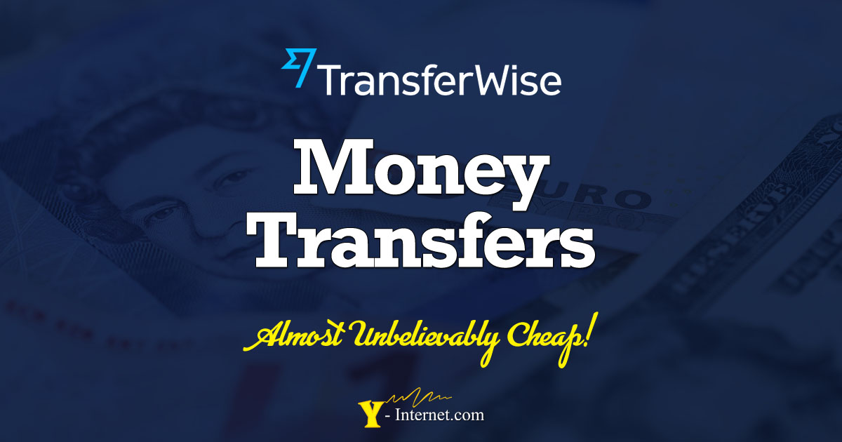 TransferWise Cheap Money Transfers OG01