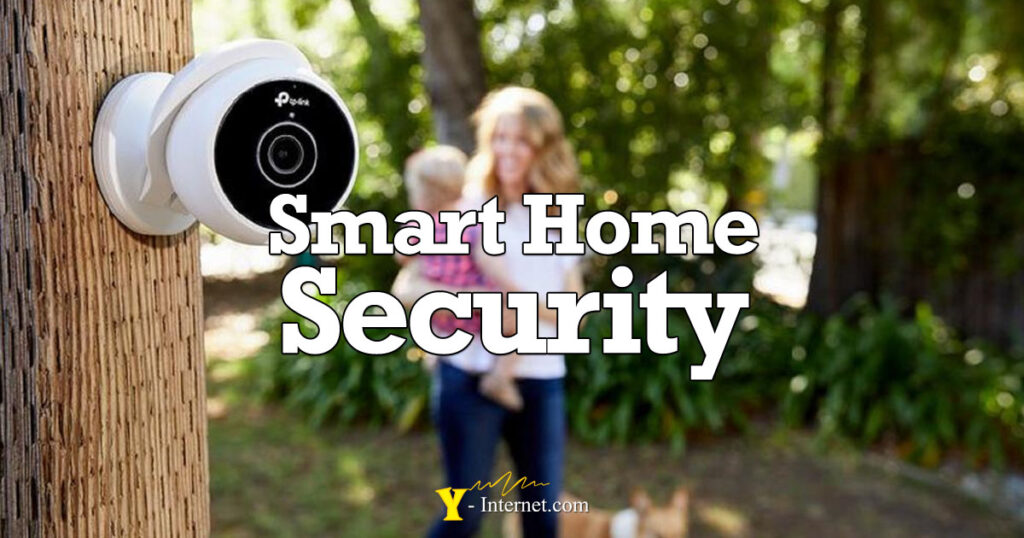 Smart Home Security Products Services Y-Internet Mijas Costa Spain OG03