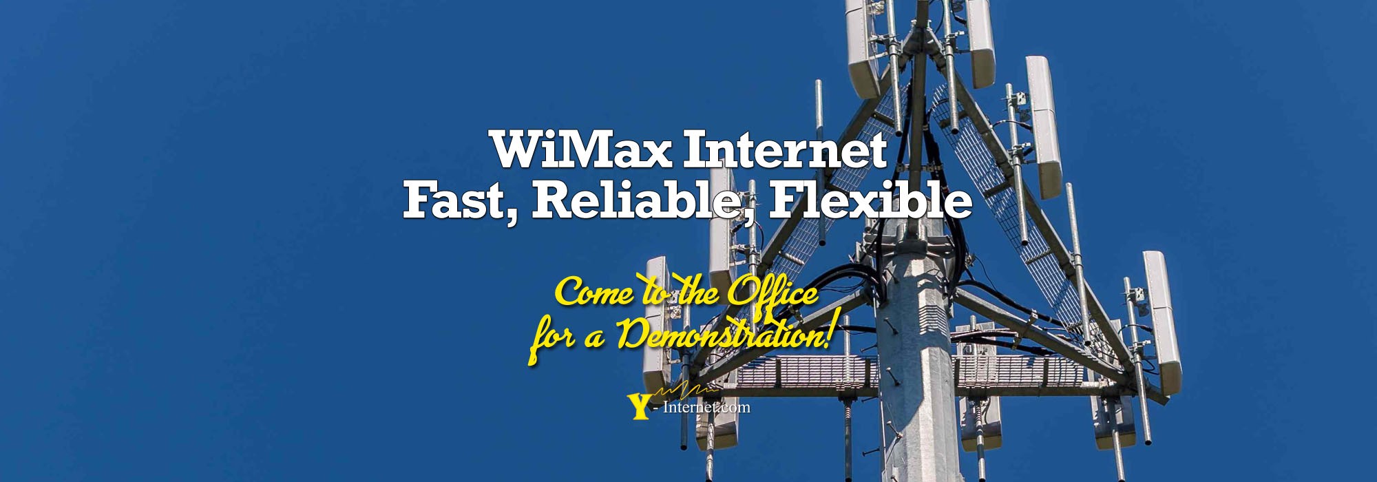 WiMax Internet Connections Y-Internet Sitio de Calahonda S03
