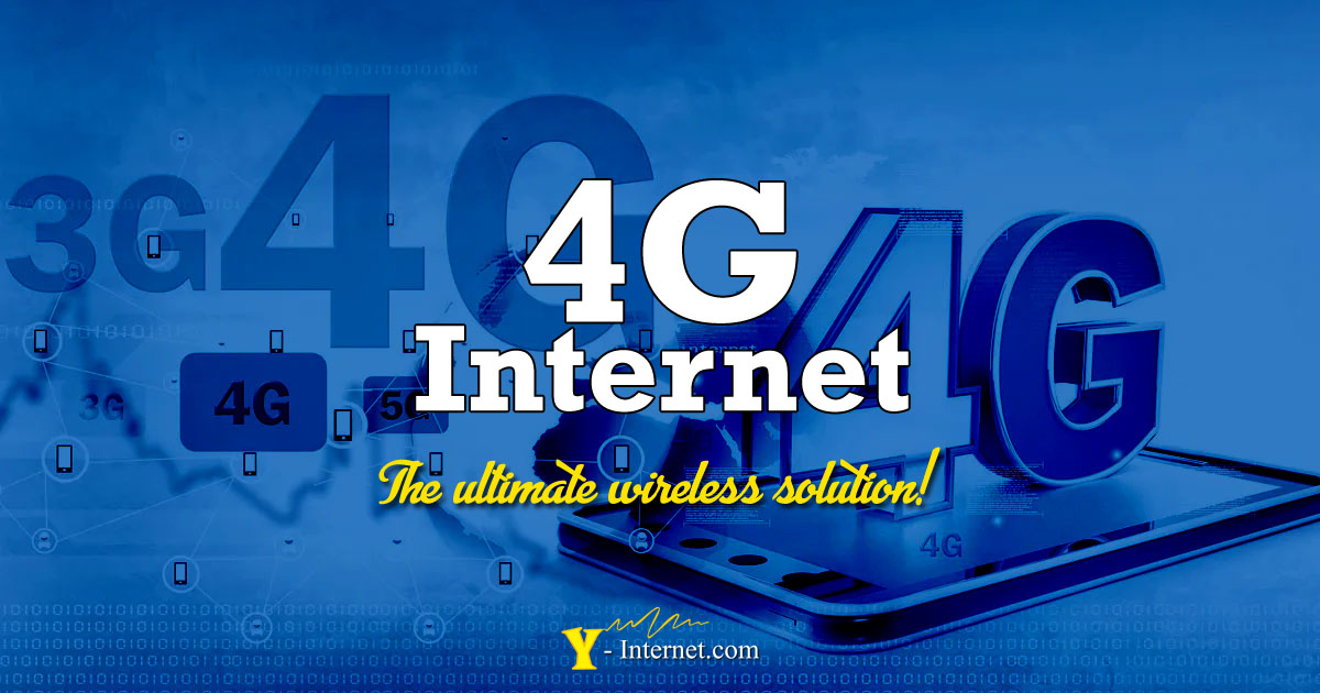 4G Internet Unlimited