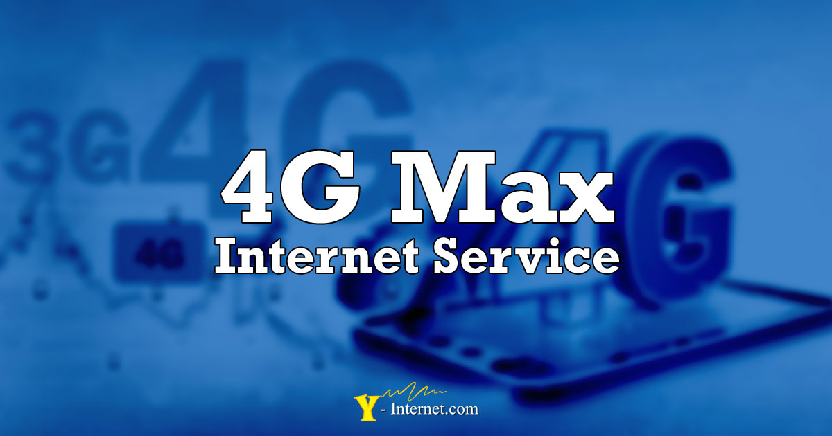 4G Unlimited Internet Plans