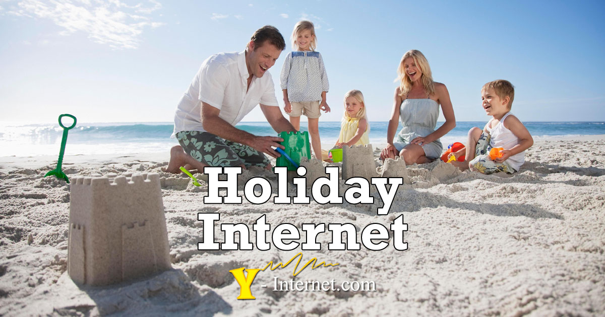 Holiday Internet