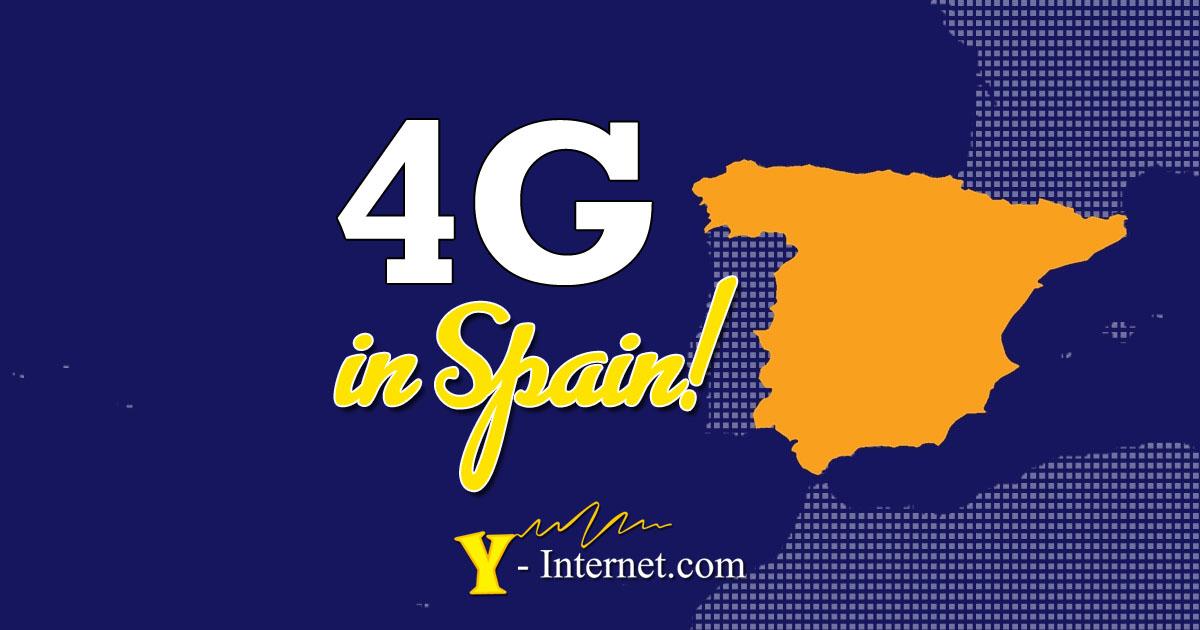 Unlimited Mobile Internet Spain Y-Internet Costa del Sol OG01