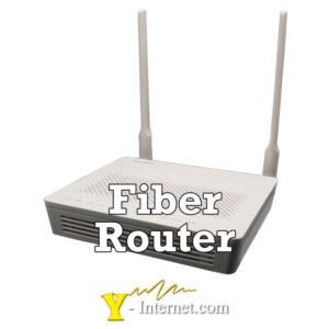 Fiber Router and Standard Installation