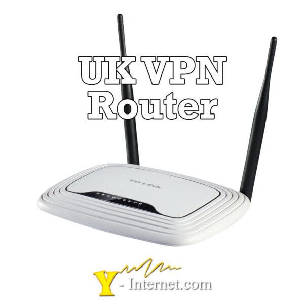 UK VPN Router