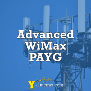 Advanced WiMax, PAYG