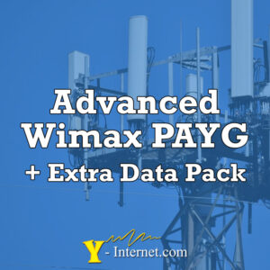 Advanced Wimax + Extra Data Pack